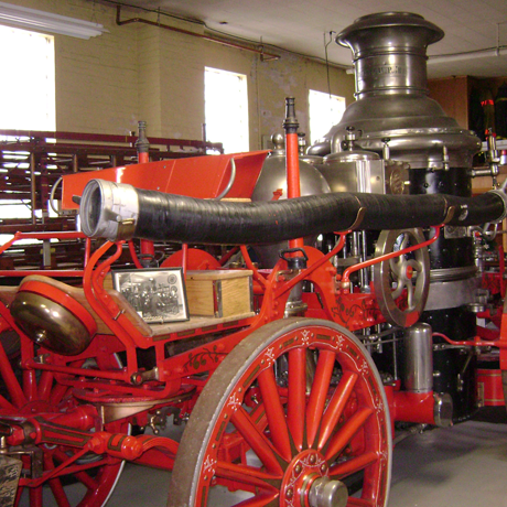 OFPM Steam Pumper